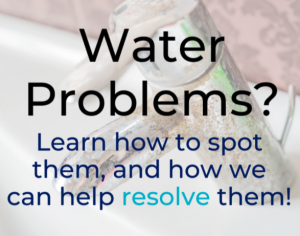 Read more about the article Do You Have Water Problems?